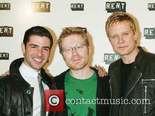 Adam Kantor and Anthony Rapp 2