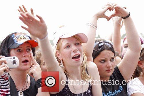 REWE Sommerfest at Zentraler Festplatz am Kurt-Schumacher-Damm