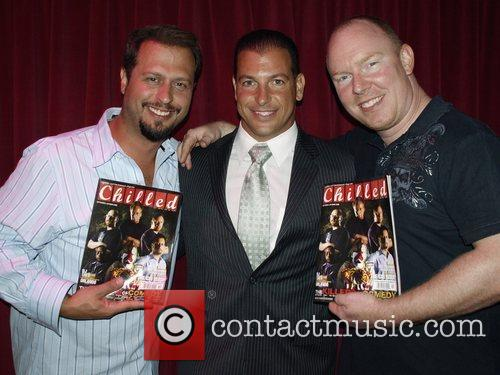 Sal The Stockbroker, Anthony Graziano and Richard Christy...