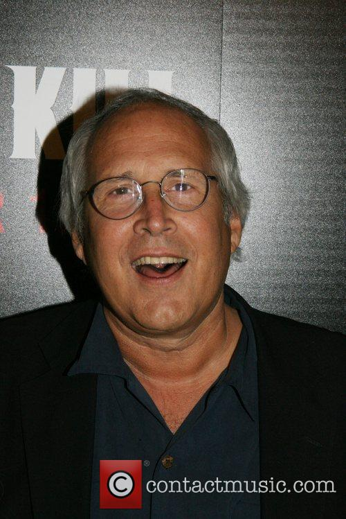 Chevy Chase New York Premiere of 'The Righteous...
