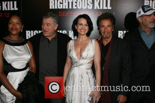 Grace Hightower, Robert De Niro, Carla Gugino, Al...