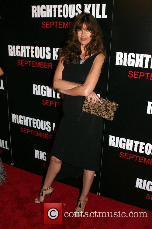 Carol Alt New York Premiere of 'Righteous Kill'...