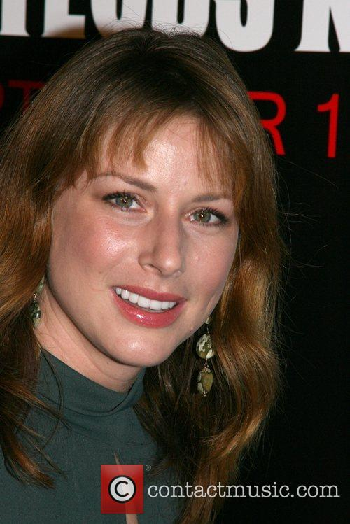 Diane Neal New York Premiere of 'Righteous Kill'...