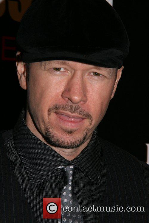 Donnie Wahlberg New York Premiere of 'Righteous Kill'...