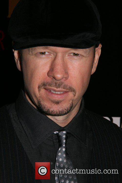 Donnie Wahlberg - Wallpaper Actress