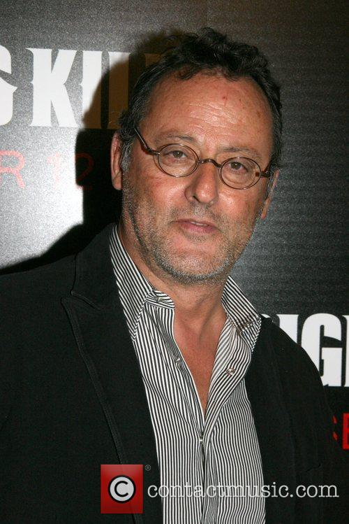 Jean Reno New York Premiere of 'Righteous Kill'...