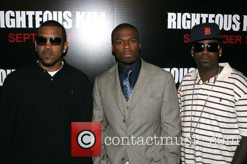 Lloyd Banks, 50 Cent aka Curtis Jackson and...