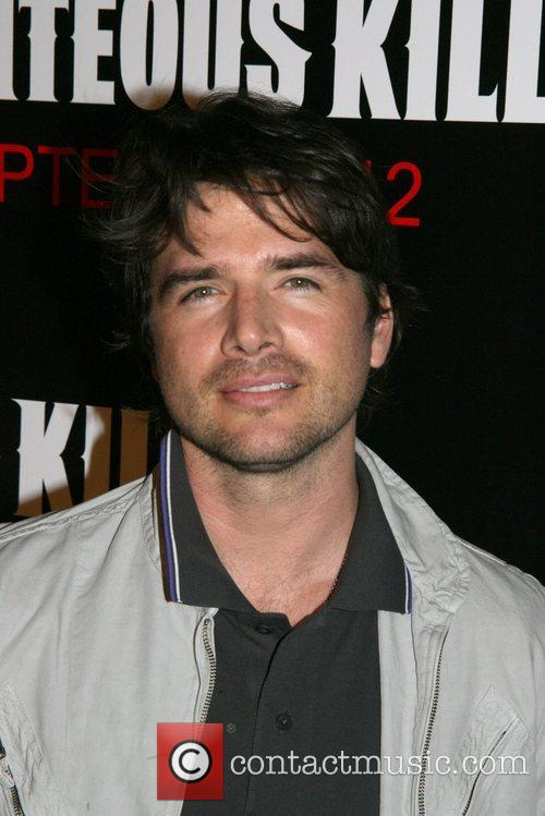 Matthew Settle New York Premiere of 'Righteous Kill'...