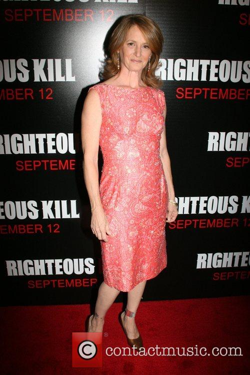 Melissa Leo New York Premiere of 'Righteous Kill'...