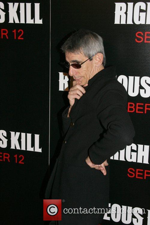 Richard Belzer New York Premiere of 'Righteous Kill'...