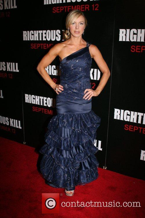 Shirly Brener New York Premiere of 'Righteous Kill'...