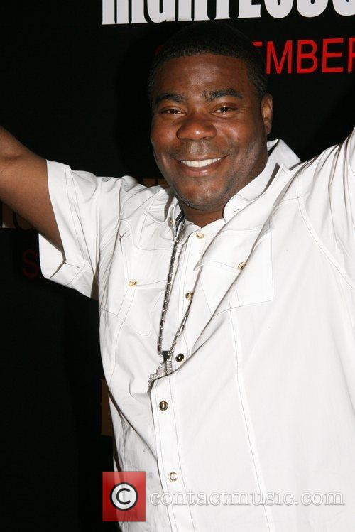 Tracy Morgan New York Premiere of 'Righteous Kill'...