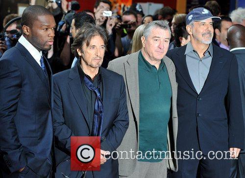50 Cent, Al Pacino and Robert De Niro 4