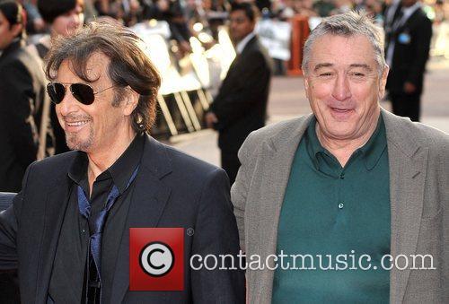 Al Pacino, Robert De Niro, Empire Leicester Square