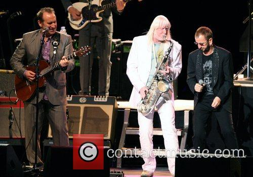Colin Hay and Edgar Winter