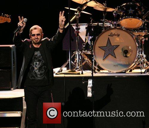 Ringo Starr, Radio City Music Hall
