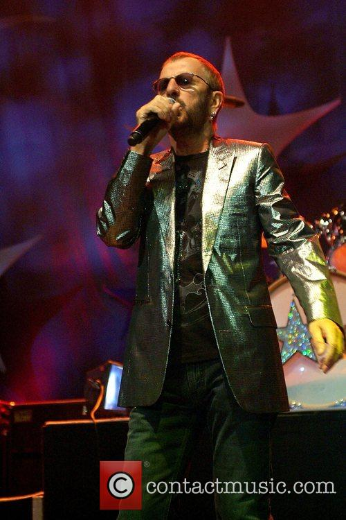 Performing live in concert at 'Hard Rock Live'...