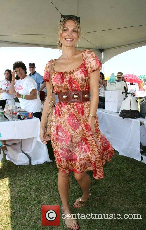 Molly Sims Super Saturday hosted by Kelly Ripa...