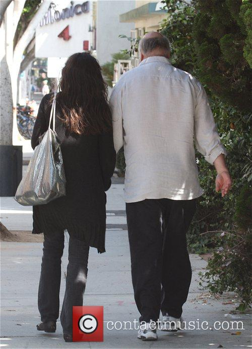 Rob Reiner and His Wife Michele Singer 3