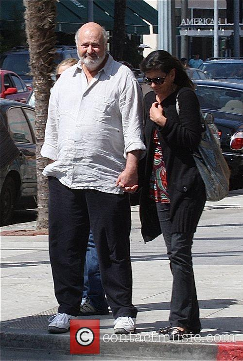 Rob Reiner and His Wife Michele Singer 5
