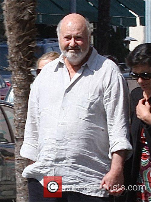 Rob Reiner and His Wife Michele Singer 6