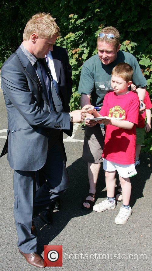 Damien Duff and Keane 2