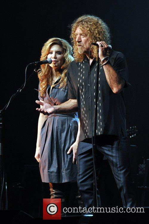 Alison Krauss, Robert Plant and Madison Square Garden 14