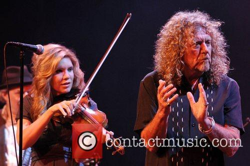 Alison Krauss, Robert Plant and Madison Square Garden 16