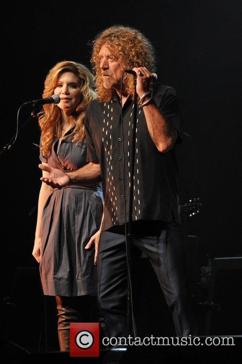 Alison Krauss, Robert Plant and Madison Square Garden 15