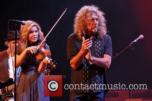 Alison Krauss, Robert Plant and Madison Square Garden 13