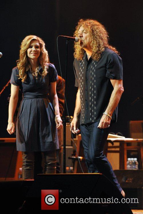 Alison Krauss, Robert Plant and Madison Square Garden 17