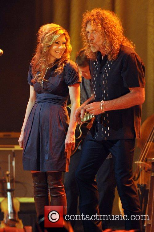 Alison Krauss, Robert Plant and Madison Square Garden 12