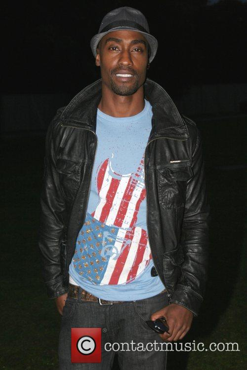 Simon Webbe Rock and Roll Charity Concert in...