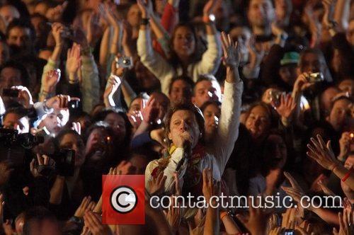 Bon Jovi  performing live at Rock in...