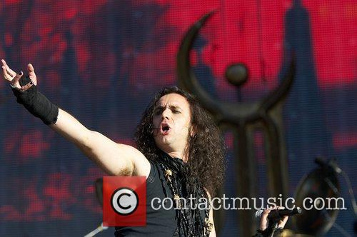 Moonspell performing live at Rock in Rio Lisboa...
