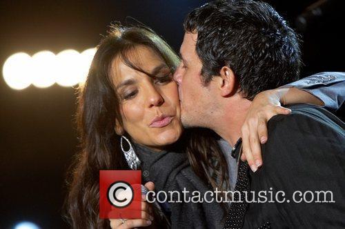 Alejandro Sanz and Ivete Sangalo 10