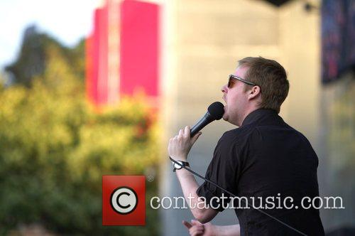 Ricky Wilson Kaiser Chiefs performing live at Rock...
