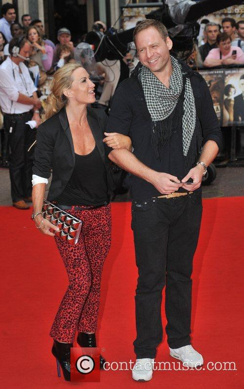 Meg Matthews 'Rocknrolla' World Premiere held at the...