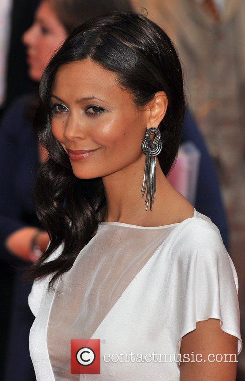 Thandie Newton 'Rocknrolla' World Premiere held at the...