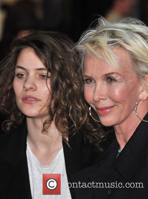 Trudie Styler and Coco Sumner 'Rocknrolla' World Premiere...