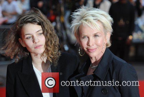 Coco Sumner and Trudie Styler 'Rocknrolla' World Premiere...