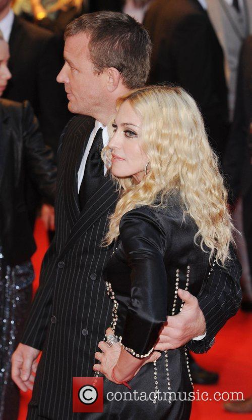 Madonna and Guy Ritchie 'Rocknrolla' World Premiere held...