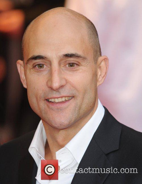Mark Strong  'Rocknrolla' World Premiere held at...