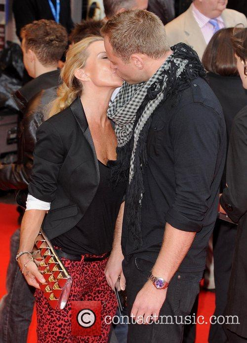 'Rocknrolla' World Premiere held at the Odeon West...