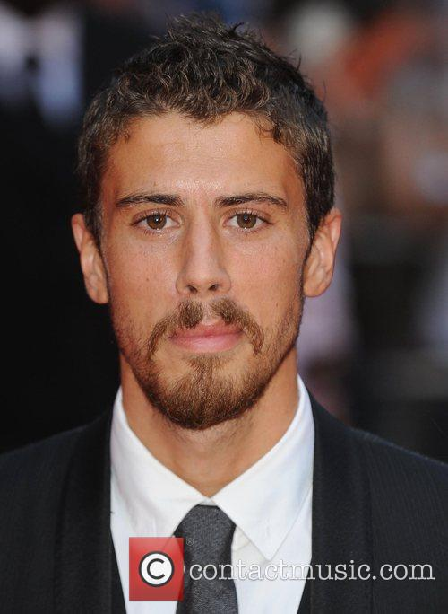 Toby Kebbell 'Rocknrolla' World Premiere held at the...