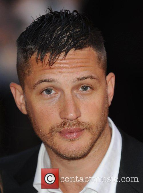 Tom Hardy 'Rocknrolla' World Premiere held at the...