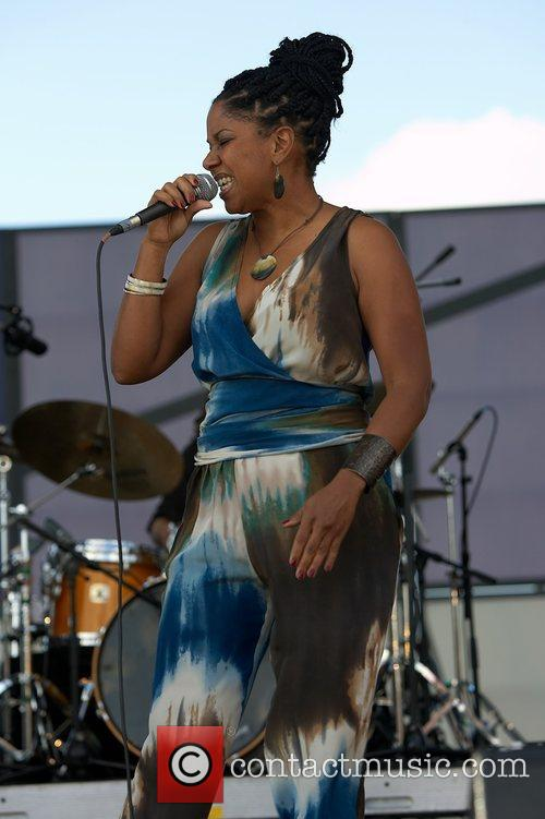 Performing live at Rock in Rio Lisboa 2008
