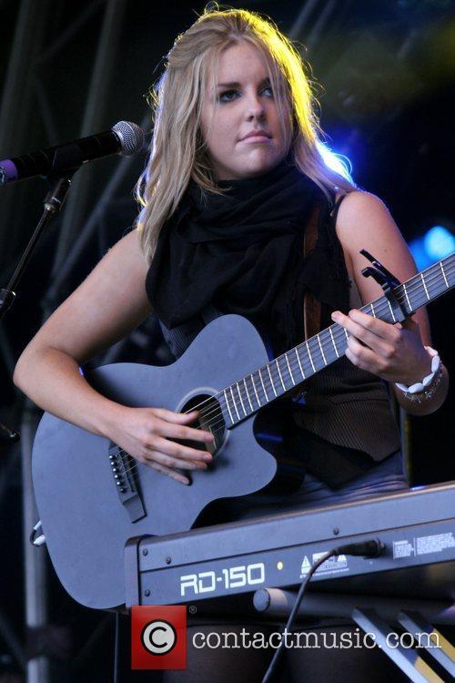 Zara Fletcher 2008 Rock & Roll Charity Concert...