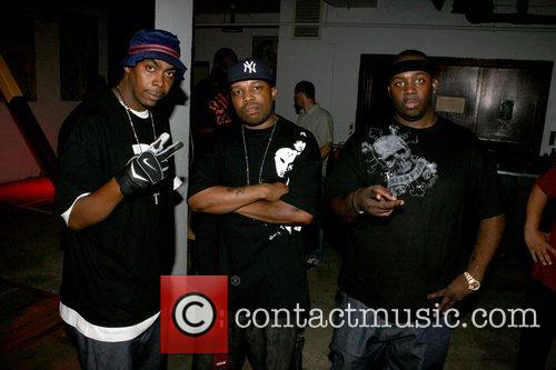 EPMD and DJ Scratch 2008 Rock the Bells...