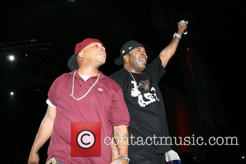 Flipmode and Busta Rhymes 2008 Rock the Bells...